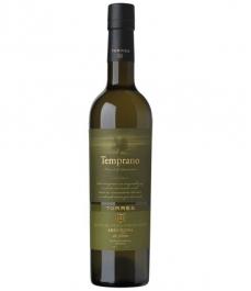 Temprano arbequina - botella vidrio 500 ml