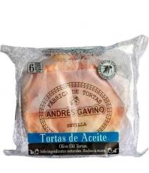 Tortas de Aceite Andrés Gaviño - Tortas Tradicionales