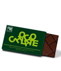 ChocoLate Orgániko con Aceite de Oliva Virgen Extra - Tableta - 70g
