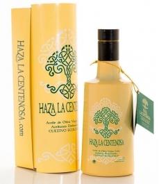 Haza La Centenosa - botella vidrio 50 cl.