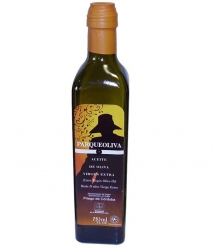 Parqueoliva - Glass bottle 750 ml.