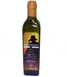 Parqueoliva 750 ml - Botella vidrio 750 ml.