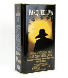 Parqueoliva - Bidon métal 3 l.