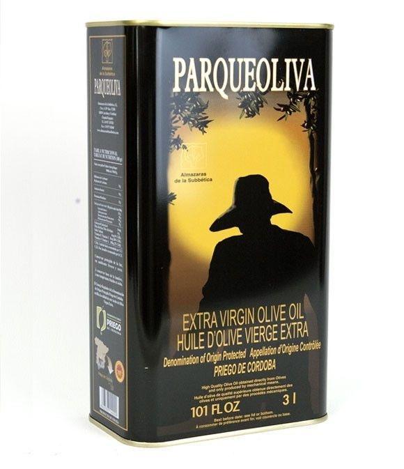 Parqueoliva - Lata 3 l.