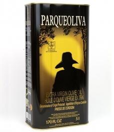 Parqueoliva - Bidon métal 5 l.