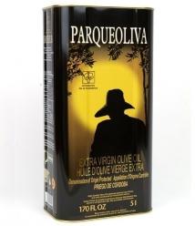 Parqueoliva - Blechdose 5 l.