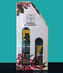 Parqueoliva - pack aceite + vinagre