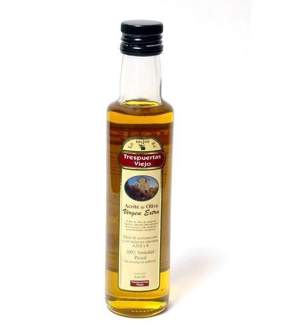 Trespuertas Viejo - botella vidrio 250 ml.