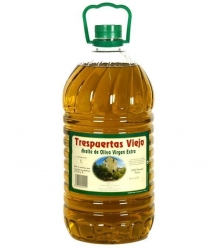 Trespuertas Viejo - garrafa pet 5 l.