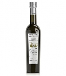 olive oil castillo de canena reserva familiar arbequina glass bottle 500 ml