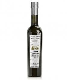 olivenöl castillo de canena reserva familiar arbequina glasflasche 500 ml