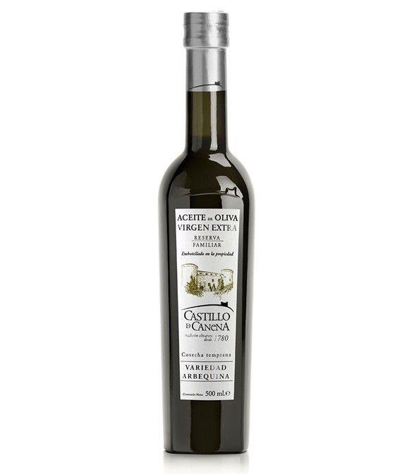 Castillo de Canena Family Reserve (Arbequina) - Glass bottle 500 ml.