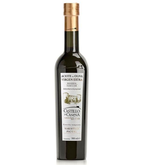 Castillo de Canena Reserva Familiar (Picual) - Glass bottle 500 ml.
