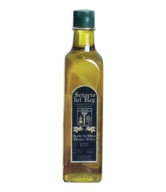 Señorío del Rey - botella vidrio 500 ml.