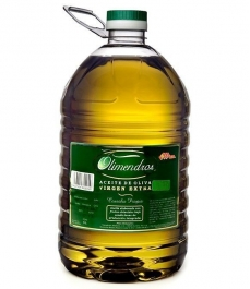 Olimendros Picual - botella pet 5 l.