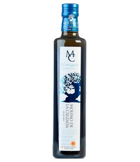 Molino de la Calzada D'Origen - Botella vidrio 500 ml.