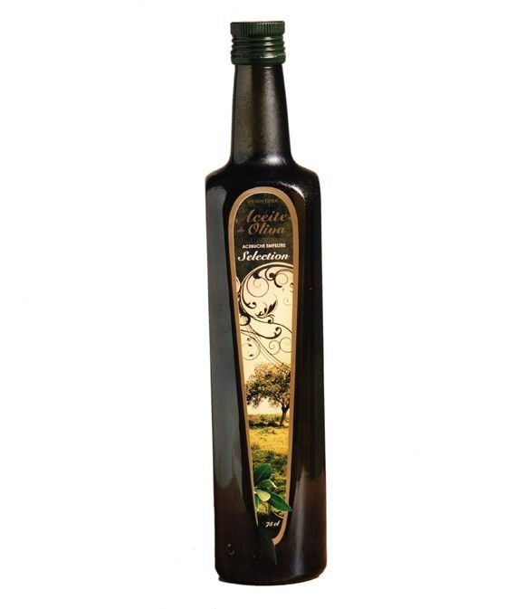 Acebuche empeltre Selection - botella vidrio 750 ml.