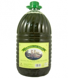 Almazara Las Torres - PET bottle 5 l.