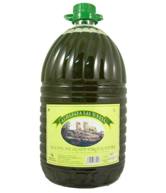 Almazara Las Torres - PET bottle 5 l.