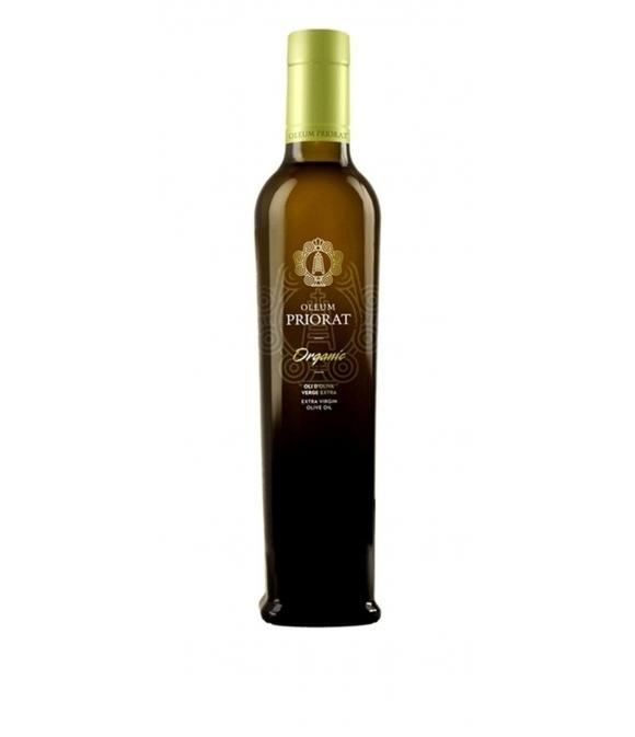 Oleum Priorat Biológico - botella vidrio 500 ml.