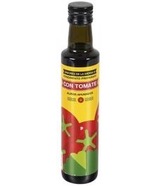 Sabores de la Sierra - AHUMADO con Tomate botella cristal 250 ml.