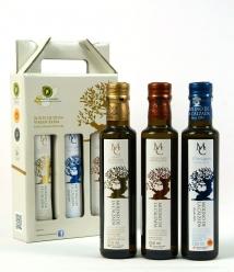 Molino de la Calzada - Box of 3 glass bottles of 250 ml.