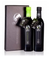 Oro Bailén Reserva Familiar Picual - Box of 2 glass bottles 750 ml.