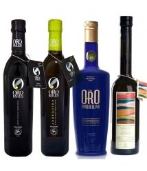 Auswahl Pack - Oro Bailén und Almazaras