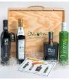 Caja regalo Gourmet - 4 Mejores de España 2016