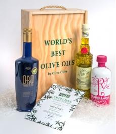 Caja regalo Gourmet - 3 Mejores del Mundo 2016