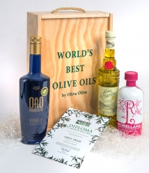 Gourmet Gift Box - 3 Best in the World 2016