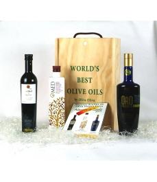 Gourmet Geschenk Box - 3 Besten aus Spanien 2017
