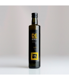 Campos de Uleila Hojiblanca BIO de 500 ml. - Botella Vidrio 500 ml.