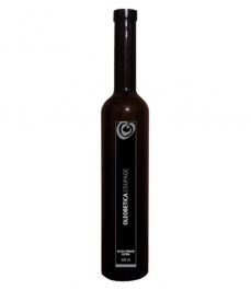 aceite de oliva oleobética coupage botella de vidrio de 500ml
