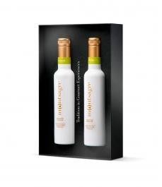 Montsagre Sélection Familiale - Coffret 2 bouteille verre 250 ml.