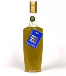 Parqueoliva Serie Oro UNFILTERED - Glass bottle 500 ml.