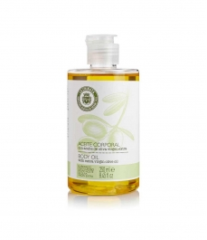 Body oil - Bottle 250 ml.