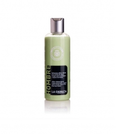 After shave HOMBRE Natural Edition - Botella 250 ml.