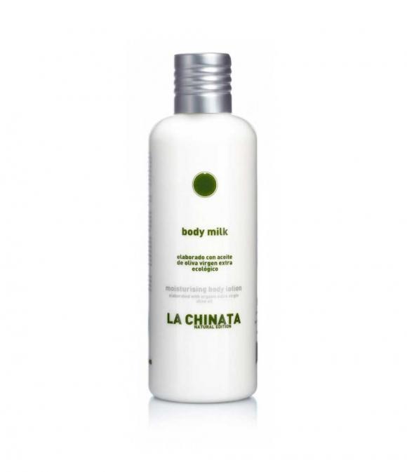 Body milk Natural Edition - Botella 250 ml.