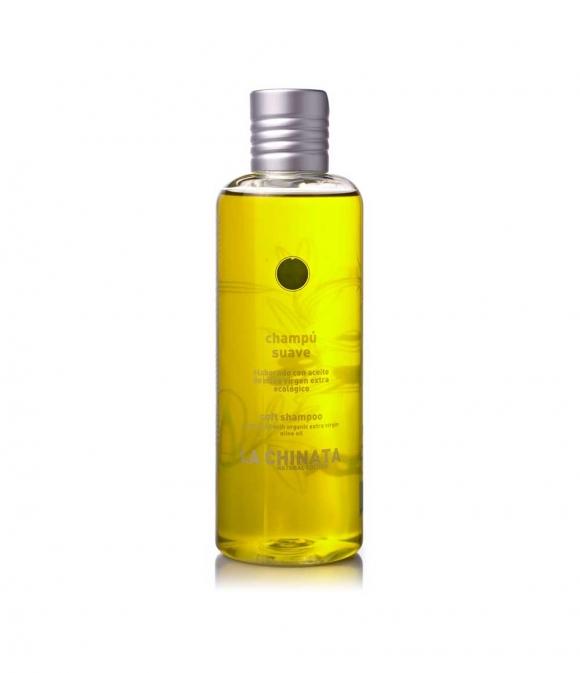 Champú suave Natural Edition - Botella 250 ml.