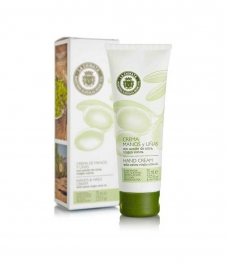 Hand and nail cream - Tube 75 ml.