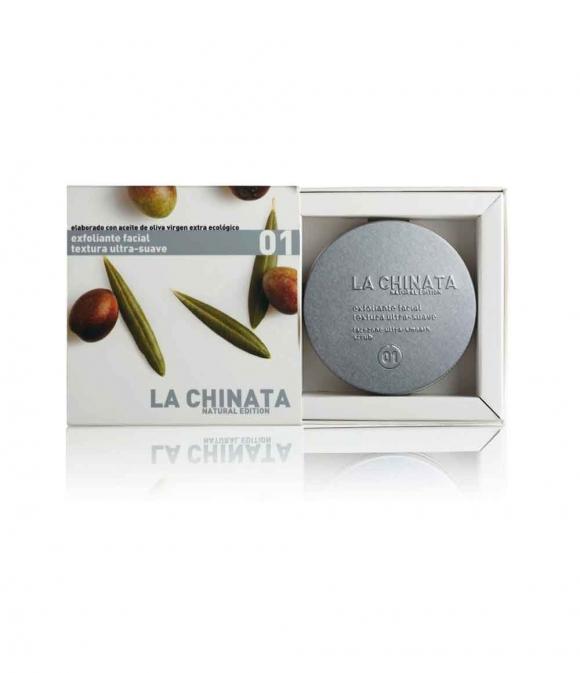 Exfoliante facial Natural Edition - Tarro 70 ml.