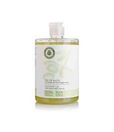 Bath gel with olive oil - Bottle 500 ml.