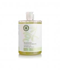 Gel de baño al aceite de oliva de 500 ml. - Botella 500 ml.