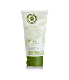 Exfoliating gel with olive pits - Tube 150 ml.