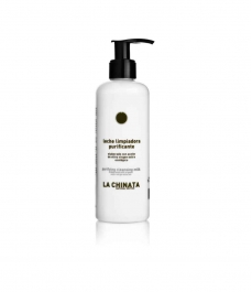 Leche limpiadora Natural Edition - Dosificador 250 ml.