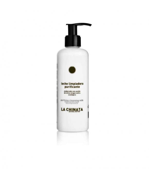 Leche limpiadora Natural Edition - Dosificador 250 ml.
