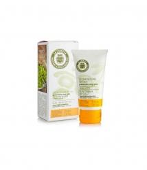 Leche solar protectora facial SPF 50+ - Tubo 50 ml.
