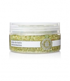 Antioxidant Bath Salts - Jar 300 gr.