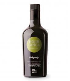 Melgarejo Premium Hojiblanca de 500 ml. - Botella vidrio 500 ml.